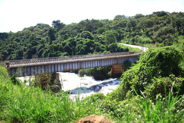 Karuma Falls Bridge